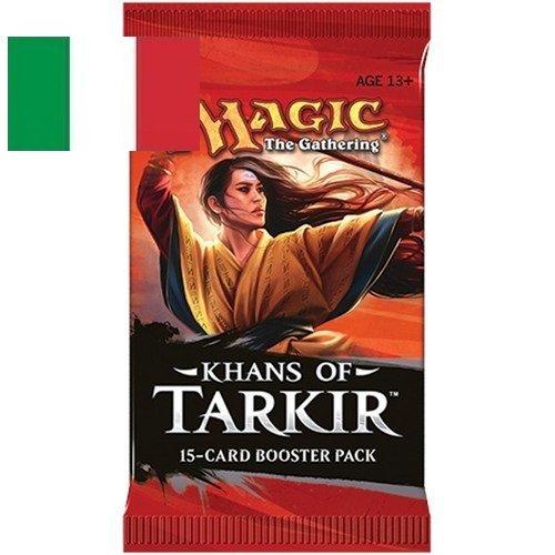 I Khan di Tarkir Busta 15 Carte  (Lingua: Italiano - Stato: Nuovo)