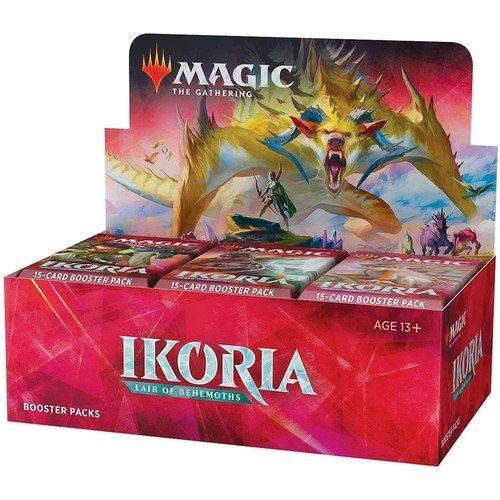 Magic Ikoria: Terra dei Behemoth Box 36 Buste  (Lingua: Inglese - Stato: Nuovo)