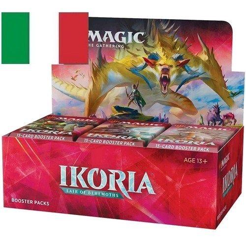 Magic Ikoria: Terra dei Behemoth Box 36 Buste  (Lingua: Italiano - Stato: Nuovo)