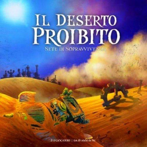 Il Deserto Proibito  (Lingua: Italiano - Stato: Nuovo)
