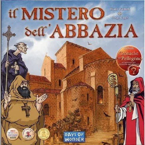 Il Mistero dell'Abbazia  (Lingua: Italiano - Stato: Usato)