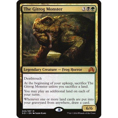 Il Mostro di Gitrog  (Lingua: Inglese - Stato: Near Mint)