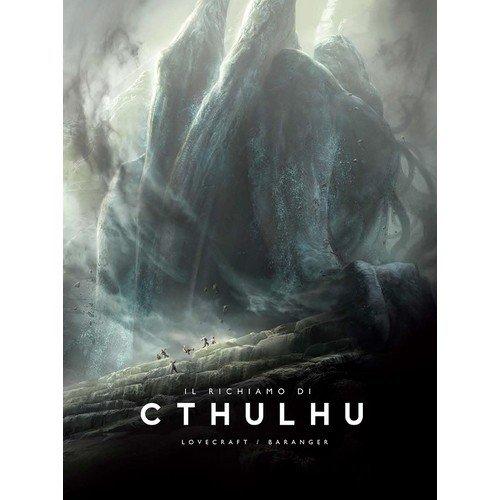 Il Richiamo di Cthulhu - Illustrato da François Baranger  (Lingua: Italiano - Stato: Nuovo)