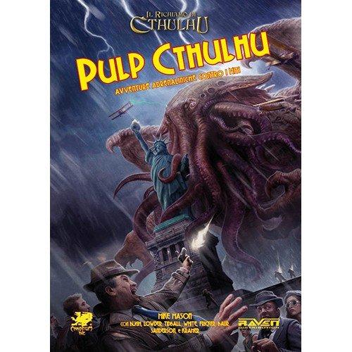 Il Richiamo di Cthulhu, Pulp Cthulhu 7a Edizione  (Lingua: Italiano - Stato: Nuovo)