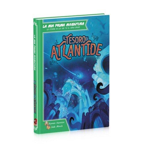 Il Tesoro di Atlantide  (Lingua: Italiano - Stato: Nuovo)