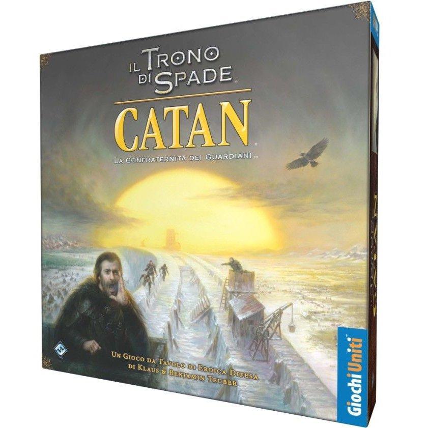 Il Trono di Spade: Catan - La Confraternita dei Guardiani  (Lingua: Italiano - Stato: Nuovo)