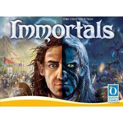 Immortals  (Lingua: Inglese - Stato: Nuovo)