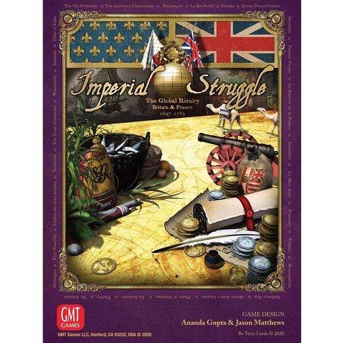 Imperial Struggle  (Lingua: Inglese - Stato: Nuovo)