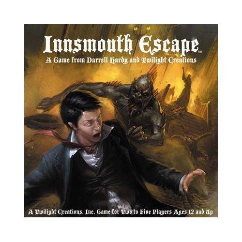 Innsmouth Escape  (Lingua: Inglese - Stato: Usato Ottime Condizioni)