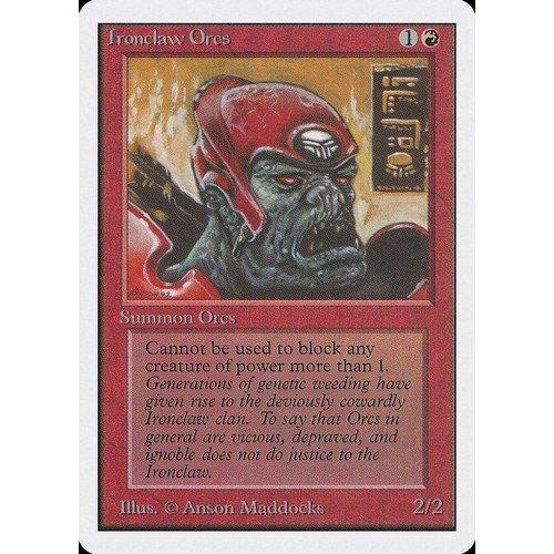 Ironclaw Orcs  (Lingua: Inglese - Stato: Good)