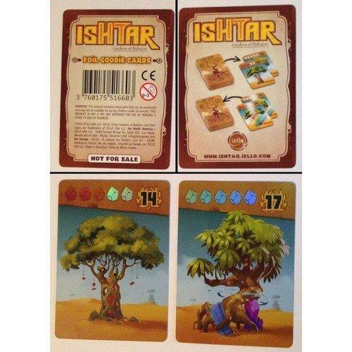 Ishtar: Carte Promo Foil  (Stato: Nuovo)