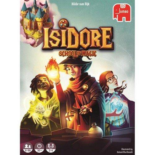 Isidore  (Lingua: Italiano, Francese, Spagnolo, Portoghese - Stato: Nuovo)