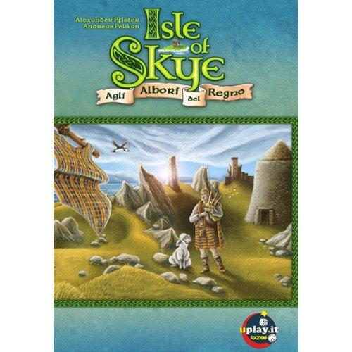 Isle of Skye: Agli Albori del Regno  (Lingua: Italiano - Stato: Nuovo)