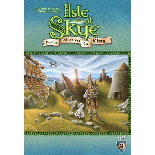 Isle of Skye: Agli Albori del Regno  (Lingua: Inglese - Stato: Nuovo)
