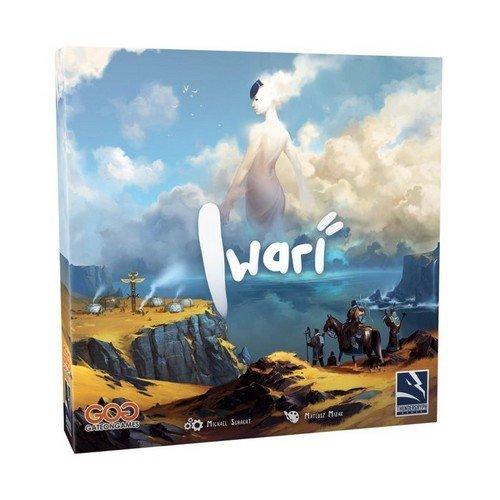 Iwari Deluxe Edition  (Lingua: Italiano - Stato: Nuovo)