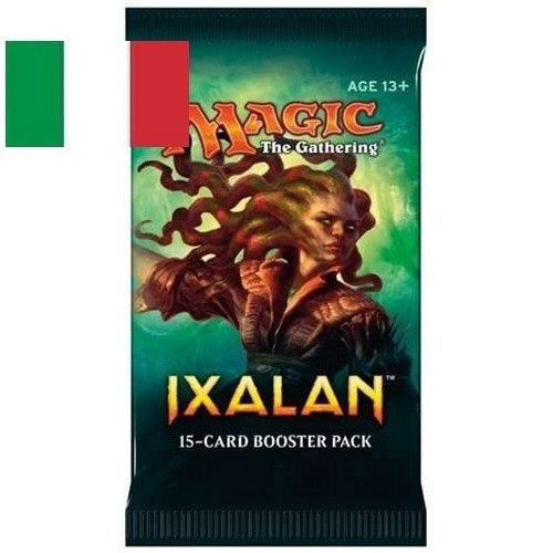 Ixalan Busta 15 Carte  (Lingua: Italiano - Stato: Nuovo)