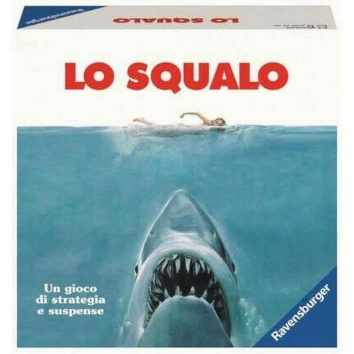 Jaws  (Language: Italian - Conditions: New)