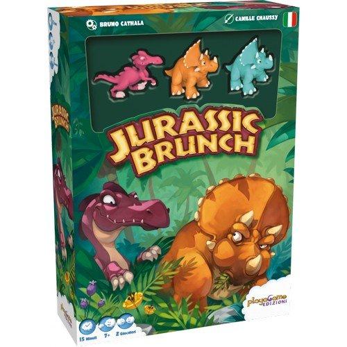 Jurassic Brunch  (Language: Italian - Conditions: New)