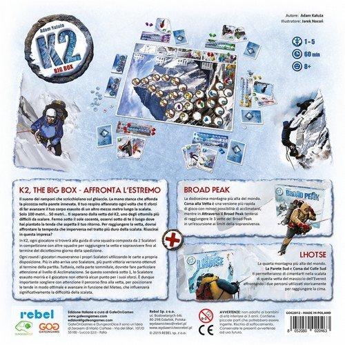 K2 Big Box  (Lingua: Italiano - Stato: Nuovo)