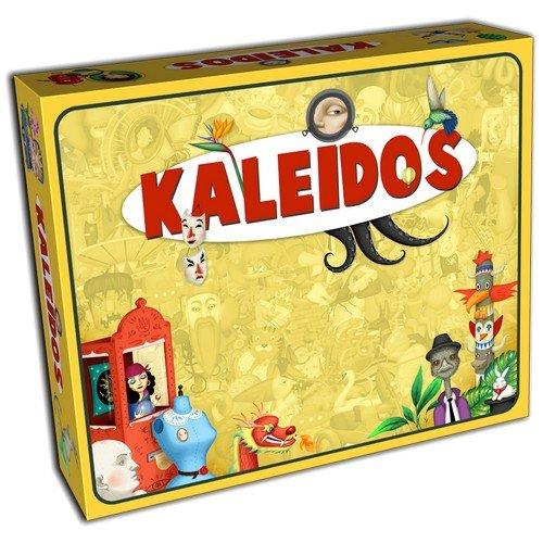 Kaleidos  (Lingua: Italiano, Inglese, Tedesco, Greco - Stato: Nuovo)