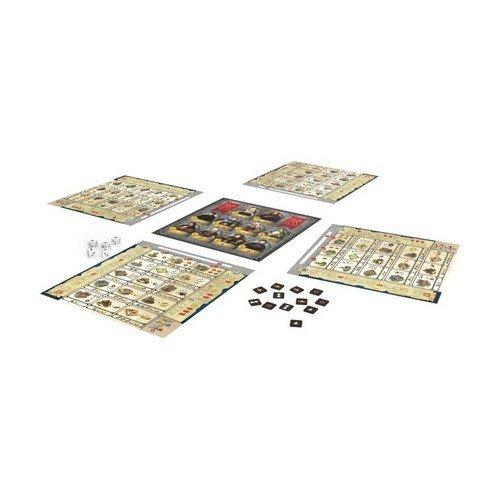 Kingsburg The Dice Game  (Lingua: Italiano - Stato: Nuovo)