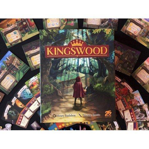 Kingswood  (Lingua: Italiano - Stato: Nuovo)