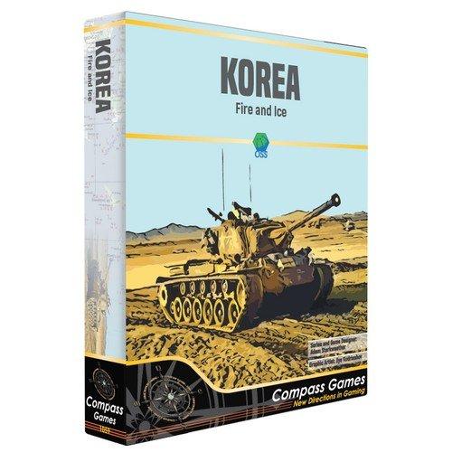 Korea: Fire and Ice  (Lingua: Inglese - Stato: Nuovo)