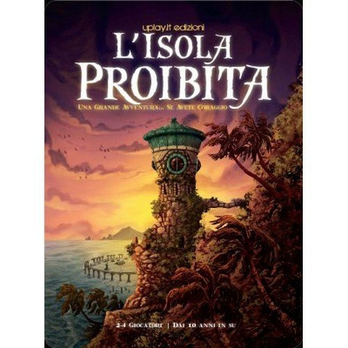 L'Isola Proibita  (Lingua: Italiano - Stato: Nuovo)