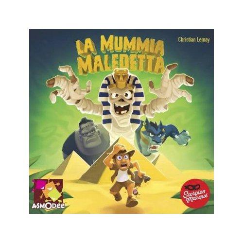 La Mummia Maledetta  (Lingua: Italiano - Stato: Nuovo)