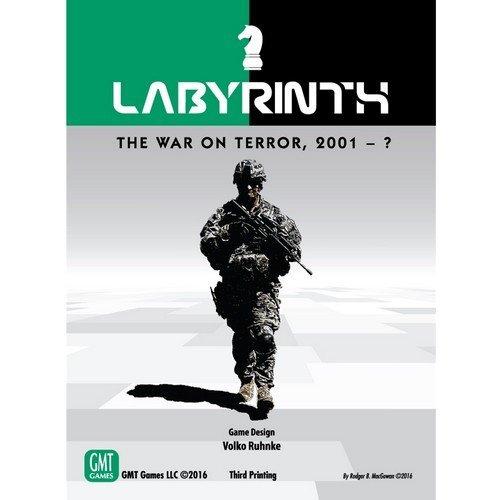 Labyrinth Fourth Printing  (Lingua: Inglese - Stato: Nuovo)