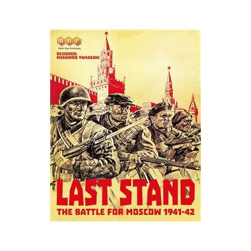 Last Stand, The Battle for Moscow 1941-42  (Language: English - Conditions: New)
