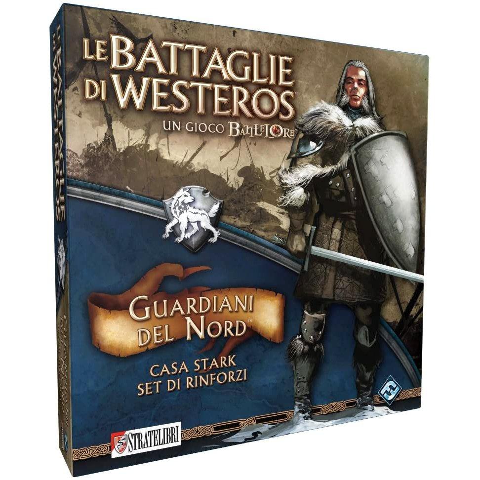 Le Battaglie di Westeros: Guardiani del Nord - Espansione  (Lingua: Italiano - Stato: Nuovo)