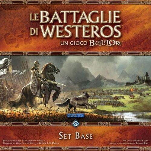 Le Battaglie di Westeros  (Lingua: Italiano - Stato: Nuovo)