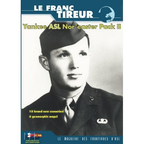 Le Franc Tireur: Nor'Easter Pack II  (Lingua: Inglese, Francese - Stato: Nuovo)