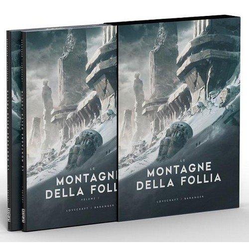 Le Montagne della Follia - Illustrato da François Baranger  (Lingua: Italiano - Stato: Nuovo)