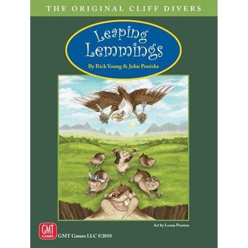 Leaping Lemmings  (Lingua: Inglese - Stato: Nuovo)