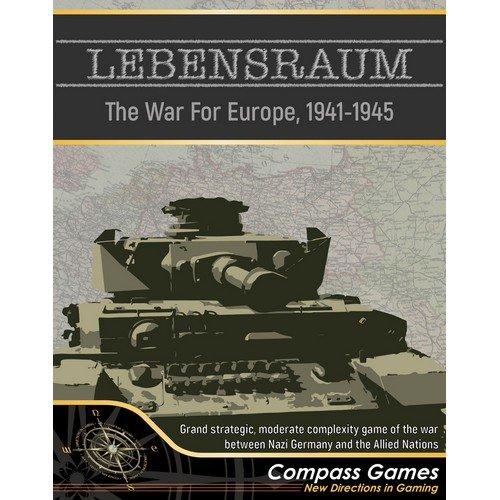 Lebensraum: The War For Europe 1941-1945  (Lingua: Inglese - Stato: Nuovo)
