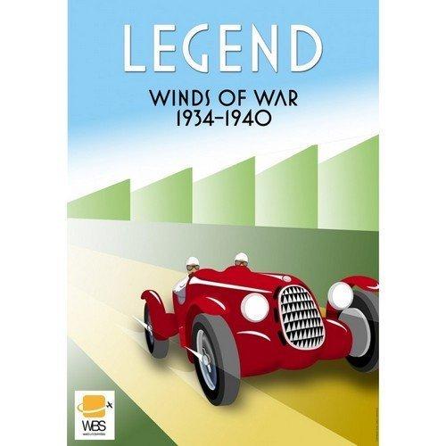 Legend, Espansione Winds of War  (Lingua: Italiano, Inglese - Stato: Nuovo)