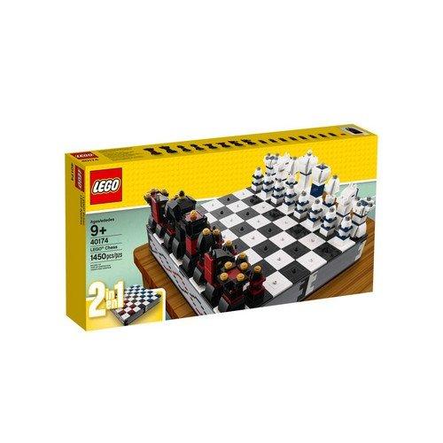 Lego 40174: Set Scacchi  (Lingua: Multilingua - Stato: Nuovo)