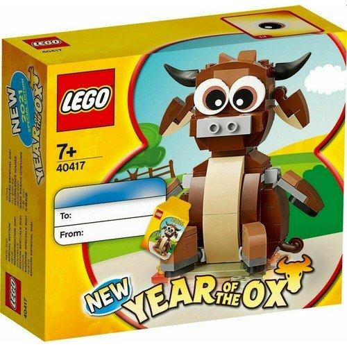 Lego 40417: Anno del Bue  (Lingua: Multilingua - Stato: Nuovo)
