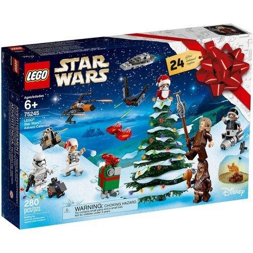 Lego 75245: Calendario dell'Avvento Star Wars  (Stato: Nuovo)