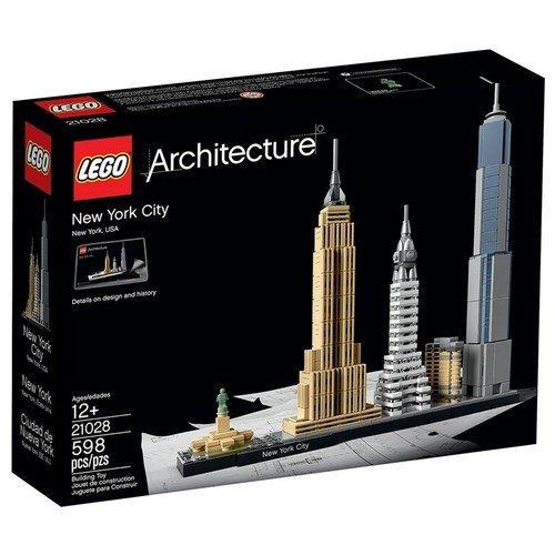 Lego Architecture 21028: New York City  (Lingua: Multilingua - Stato: Nuovo)