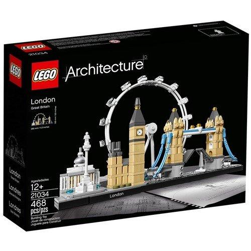 Lego Architecture 21034: Londra  (Lingua: Multilingua - Stato: Nuovo)