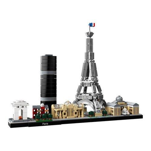 Lego Architecture 21044: Parigi  (Lingua: Multilingua - Stato: Nuovo)