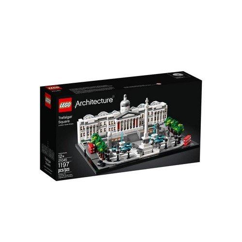 Lego Architecture 21045: Trafalgar Square  (Lingua: Multilingua - Stato: Nuovo)