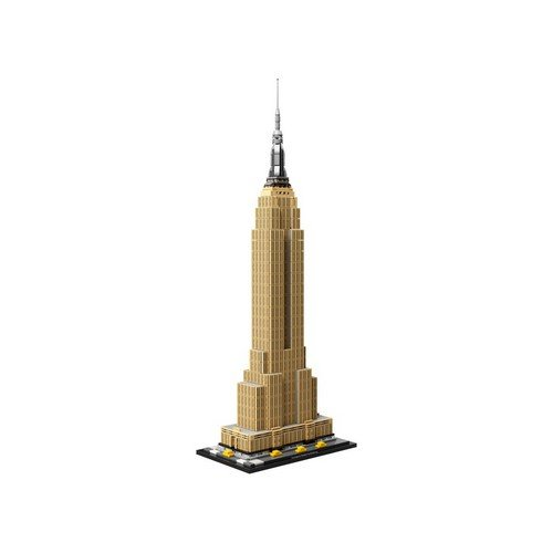 Lego Architecture 21046: Empire State Building  (Lingua: Multilingua - Stato: Nuovo)