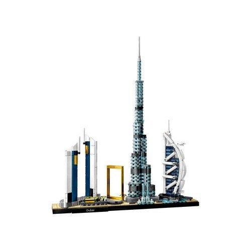 Lego Architecture 21052: Dubai  (Lingua: Multilingua - Stato: Nuovo)