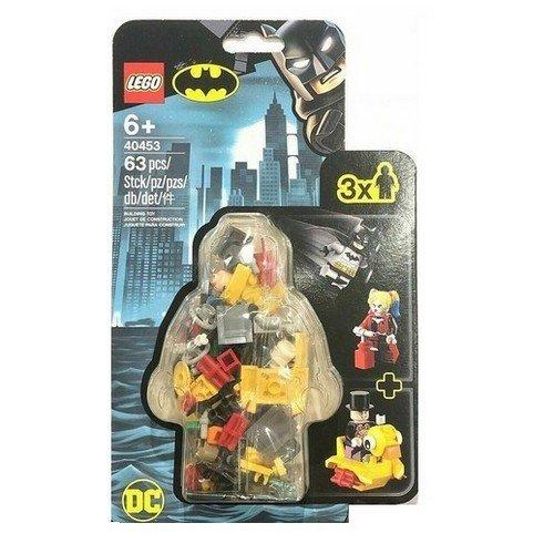 Lego Batman 40453: Batman™ vs. il Pinguino e Harley Quinn  (Lingua: Multilingua - Stato: Nuovo)