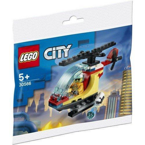 Lego City 30566: Elicottero della Polizia  (Lingua: Multilingua - Stato: Nuovo)