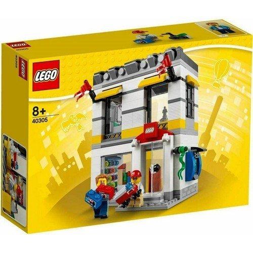Lego 40305: Negozio LEGO® in Microscala  (Lingua: Multilingua - Stato: Nuovo)